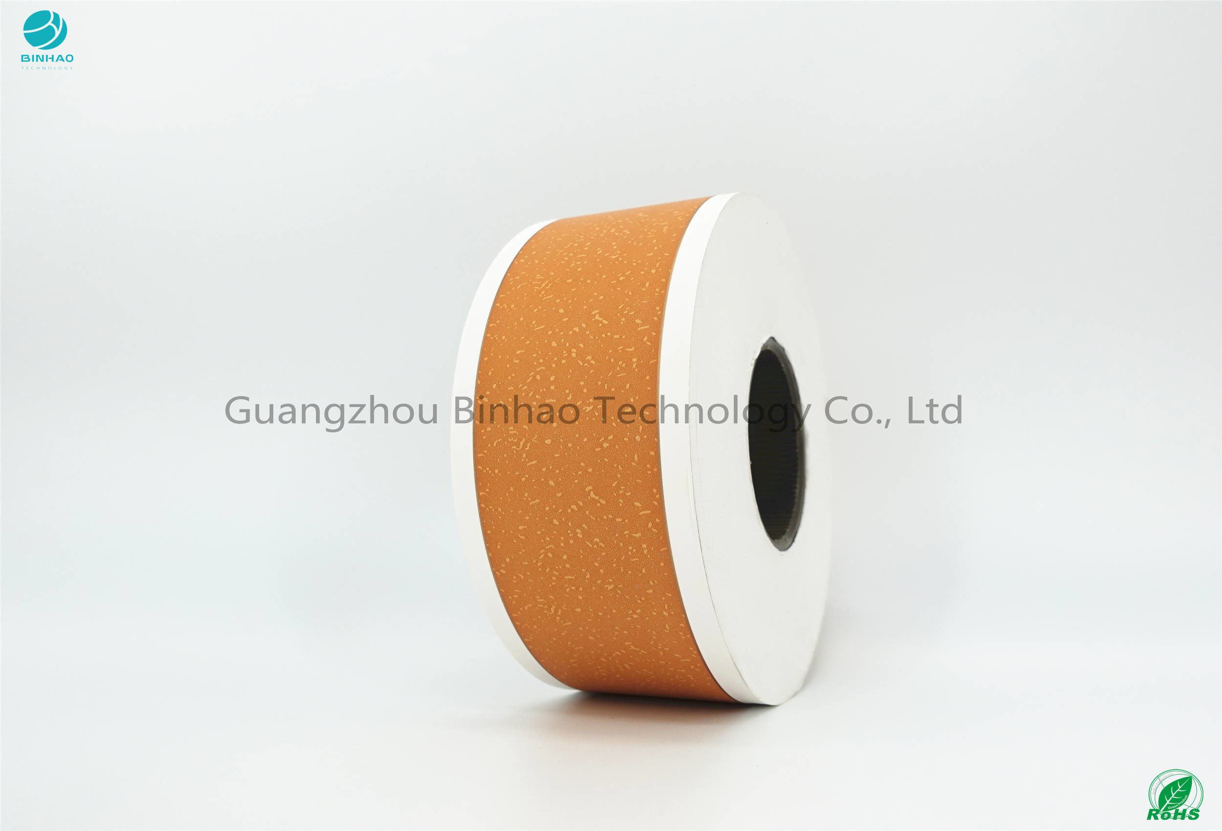 Cork Tipping Paper 3000m Length Wood Pulp Paper