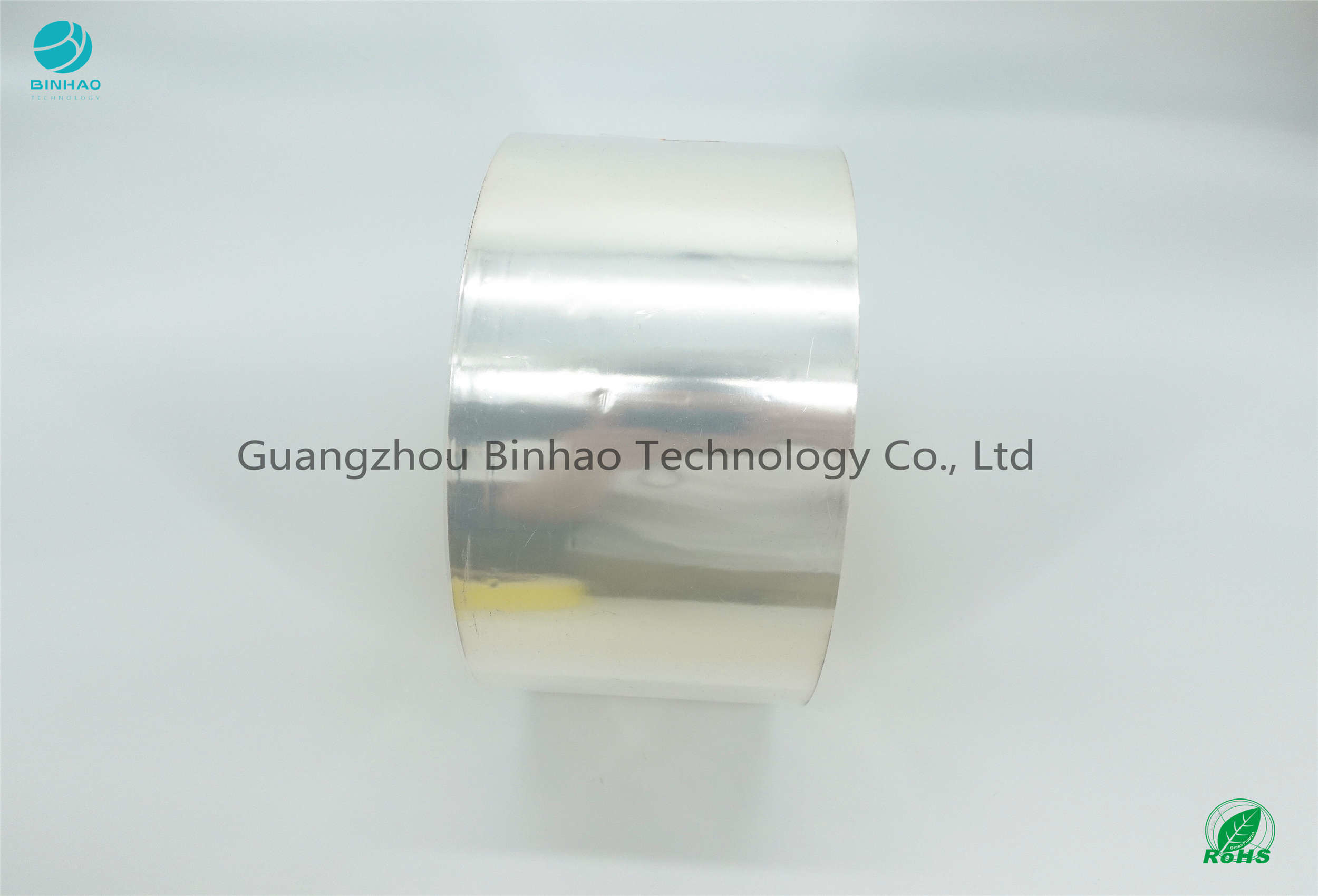 Waterproof Clear Cellophane 0.25 120mm BOPP Film For Tobacco